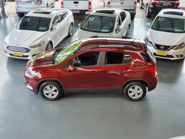 CHEVROLET TRACKER LT 1.4 16V TURBO FLEX  - Foto 14