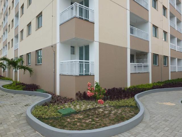 Apartamento a venda no Passaré, área de lazer completa, 2 quartos, 1 ou 2 vagas de garagem - Foto 2