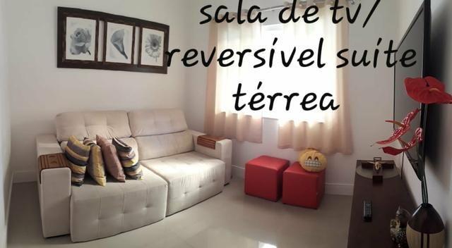 Casa 3/4 em Buraquinho condominio top - Foto 5