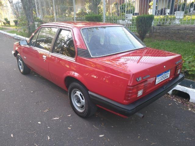 Monza 1984 Stander 1.8 Álcool 5 Marchas Básico - Foto 3