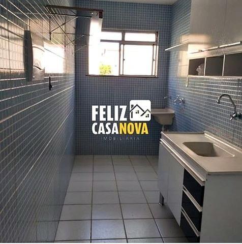 Apartamento 2/4 em Camaçari - Foto 3