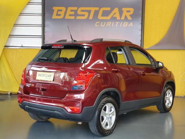 CHEVROLET TRACKER LT 1.4 16V TURBO FLEX  - Foto 11