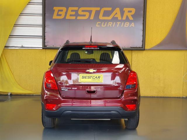 CHEVROLET TRACKER LT 1.4 16V TURBO FLEX  - Foto 7