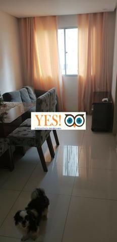 Apartamento mobiliado para locação, fraga maia, feira de santana, 2 dormitórios, 1 sala