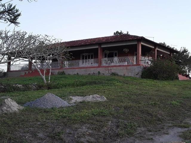 Chácara em Gravatá com 9 hectares, casa sede, 6 suítes, piscina com apoio, vista da BR-232 - Foto 11