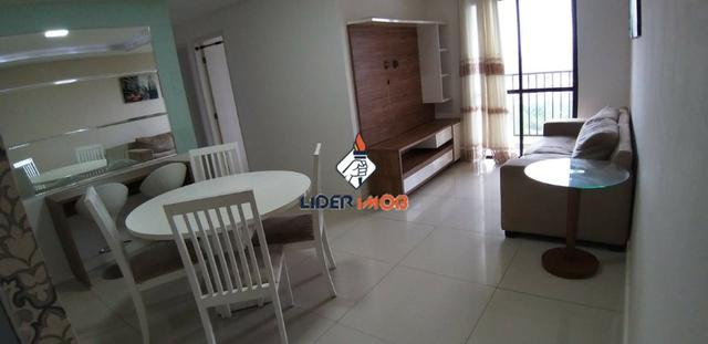 Apartamento 3/4 Mobiliado para Aluguel no Condomínio Vila das Flores - Proximo do Centro