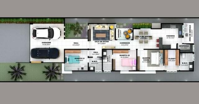 Casa nova em Parnaíba, próximo a São Sebastião - Foto 17