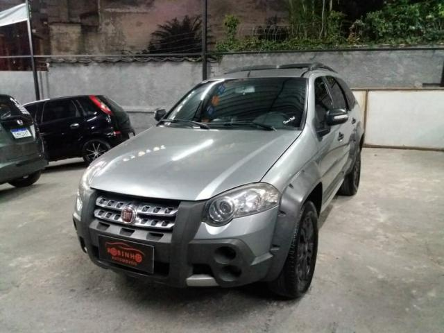 Fiat palio 2008/2009 1.8 adventure locker weekend flex - Foto 6
