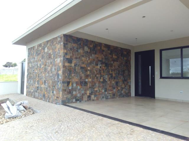 Casa Cond. Terras Sta Martha 142 M2, 3 Suítes, 4 Vagas - Bonfim Paulista