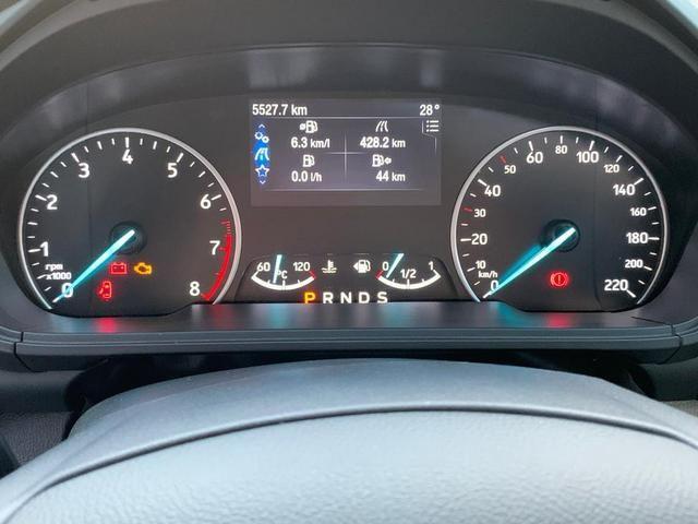 Ford EcoSport Titanium 1.5 Automática 2020 - Apenas 5.000 km - Foto 10