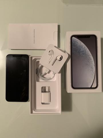 Apple iPhone XR 128 GB Branco na garantia - Foto 5