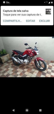 Moto Honda cg fan 160