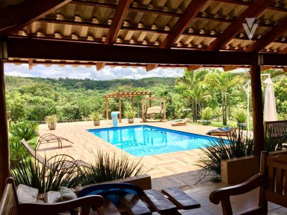 Chácara à venda, 5000 m² por R$ 1.500.000,00 - Zona Rural - Hidrolândia/GO - Foto 8