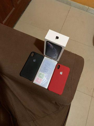 IPhone XR 64gb preto zero - Foto 4