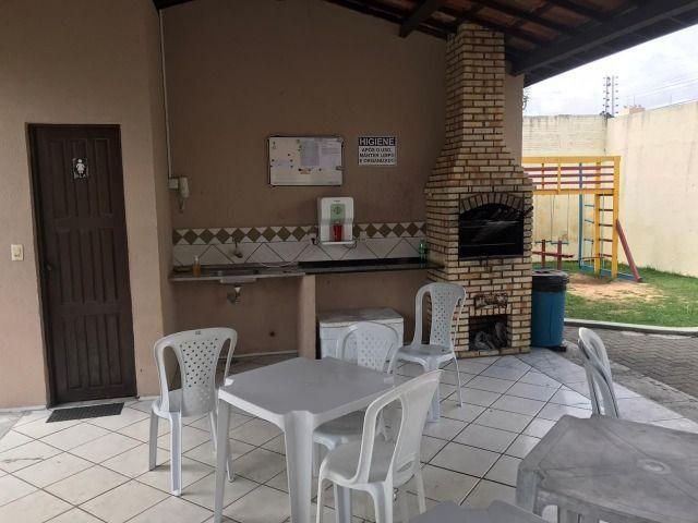 APT 148, Condomínio Safira Village no Passaré, 03 quartos, 02 banheiros, piscina - Foto 3