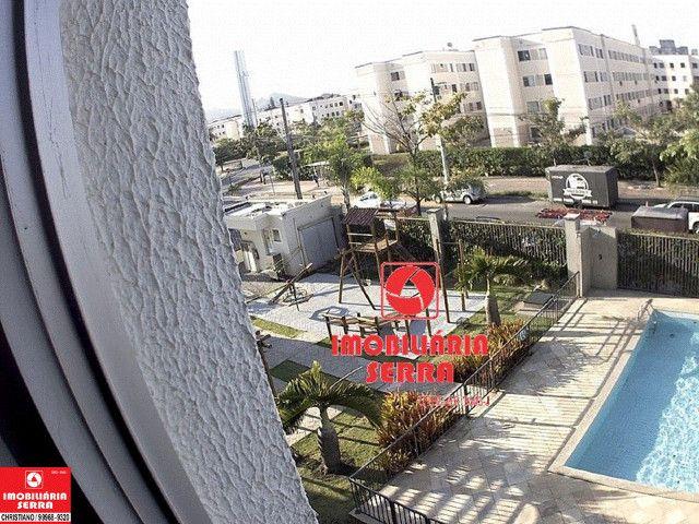 CAN - Apto c/ 02 quartos em Colina de Laranjeiras - Foto 8