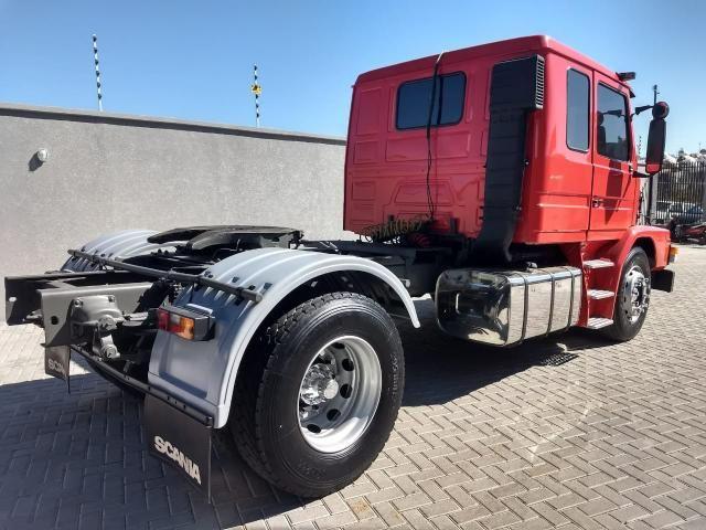 Scania 113 ano 93 $ 72 mil - Foto 4
