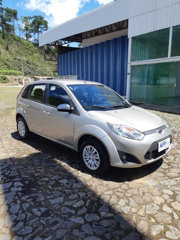 Fiesta Hatch 1.6 - Completo - Foto 7
