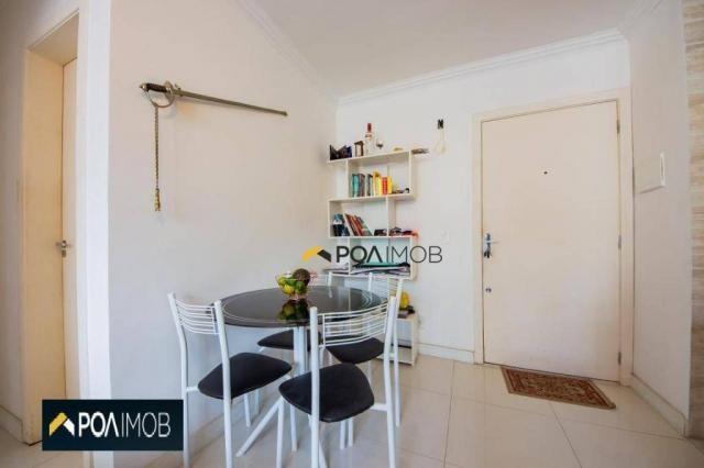 Apartamento com 2 dormitórios para alugar, 54 m² por R$ 1.800,00/mês - Protásio Alves - Po - Foto 3