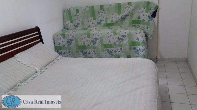 Apartamento à venda com 1 dormitórios em Guilhermina, Praia grande cod:245 - Foto 3