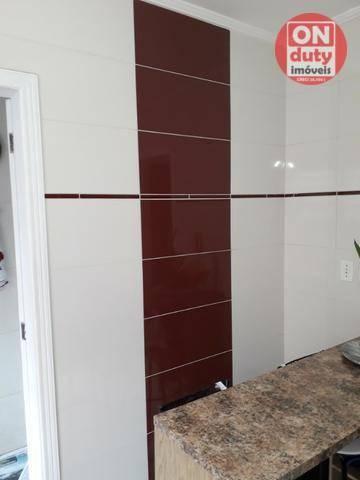 Apartamento com 3 dormitórios à venda, 120 m² por R$ 630.000 - Aparecida - Santos/SP - Foto 7