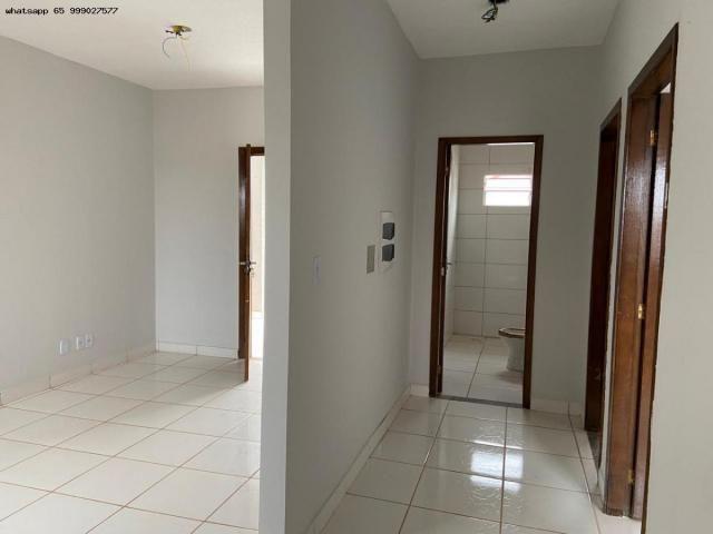 Casa para Venda em Várzea Grande, Jequitibá, 2 dormitórios, 1 banheiro, 2 vagas - Foto 20
