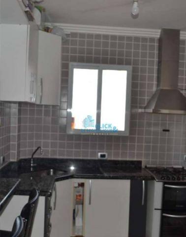 Apartamento com 1 dormitório à venda, 63 m² por R$ 399.000,00 - Ponta da Praia - Santos/SP - Foto 5