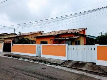 Casa com 3 quartos à venda, 80 m² por R$ 350.000 - Centro (Manilha) - Itaboraí/RJ - Foto 2