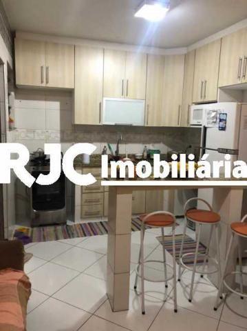 Casa de vila à venda com 4 dormitórios em Tijuca, Rio de janeiro cod:MBCV40053 - Foto 14