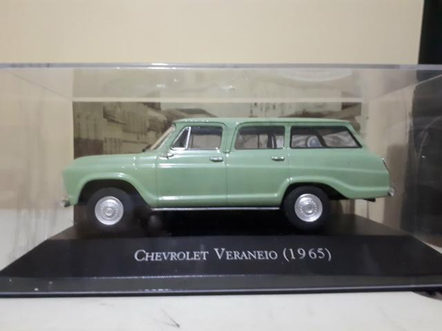 Kit Miniatura Rural / Veraneio / Corisco Escala 1/43 - Foto 4