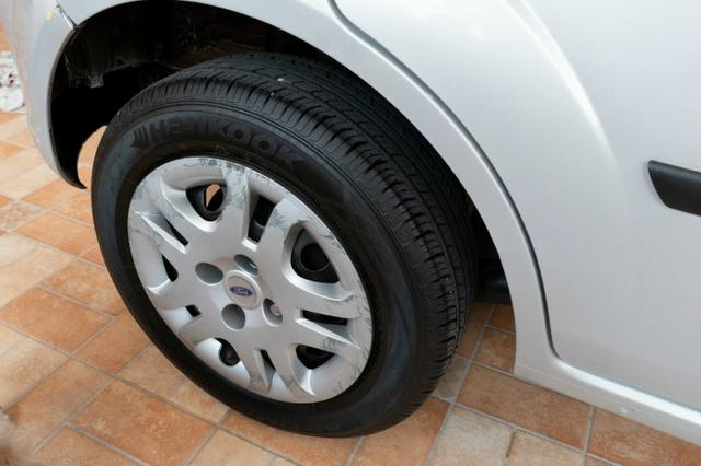 Ford Fiesta 4 portas FLEX ano 2008/2009 - Foto 13