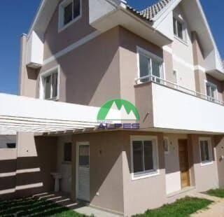 Sobrado com 3 dormitórios à venda, 110 m² por R$ 360.000 - Bairro Alto - Curitiba/PR - Foto 2