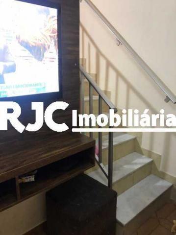 Casa de vila à venda com 4 dormitórios em Tijuca, Rio de janeiro cod:MBCV40053 - Foto 13