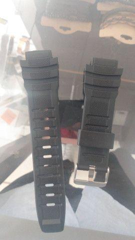 Pulseiras de silicone para relógios esportivos  - Foto 6