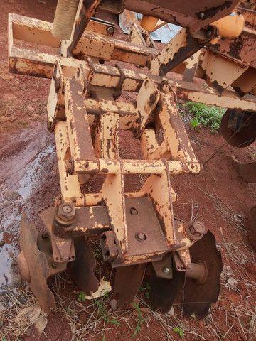 Cultivador de cana queimada Marca DMB de 2 linhas - Foto 5