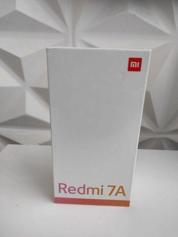 Queridinho.. Redmi 7A 32 da Xiaomi.. Novo Lacrado com Garantia e Entrega