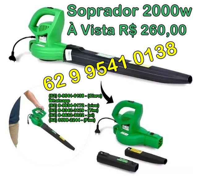 Soprador - Foto 2