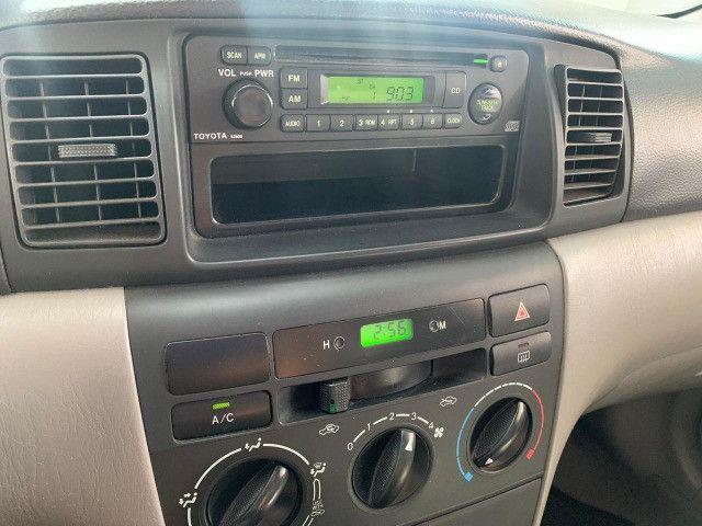 Lindo Corolla XLI 1.6 Completo ( Mecânico) - Foto 10