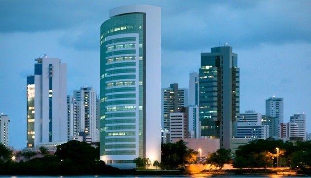 EA-Edf. Mirante Capibaribe- Alto Padrão- Boa Viagem- 268m², no melhor de Recife - Foto 4