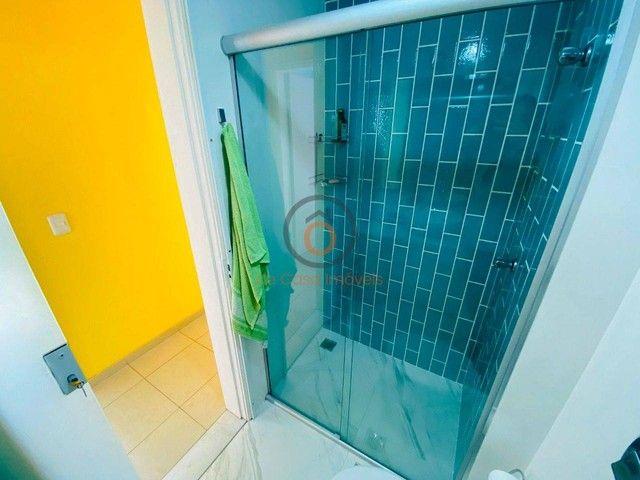 Apartamento para venda possui 63 metros quadrados com 2 quartos - Bairro Santa Branca - Foto 9