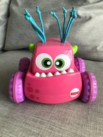 Brinquedo Fisher Price - Carro Monstro  - Foto 3