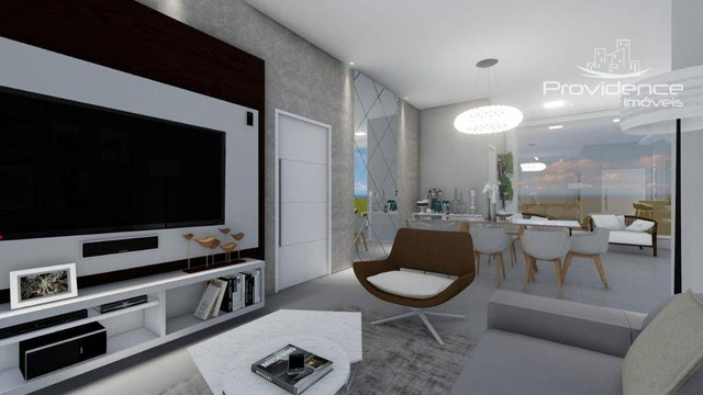 Apartamento com 3 dormitórios à venda, 130 m² por R$ 600.000,00 - Jardim La Salle - Toledo - Foto 19