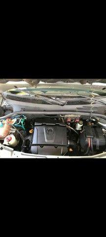 vendo Fiat doblo adventure 1.8 Locke Xingu flex - Foto 8