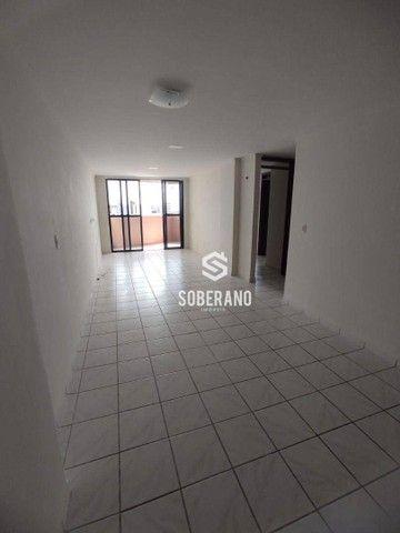 Apartamento com 3 dormitórios para alugar, 126 m² por R$ 3.000,00/mês - Manaíra - João Pes - Foto 4
