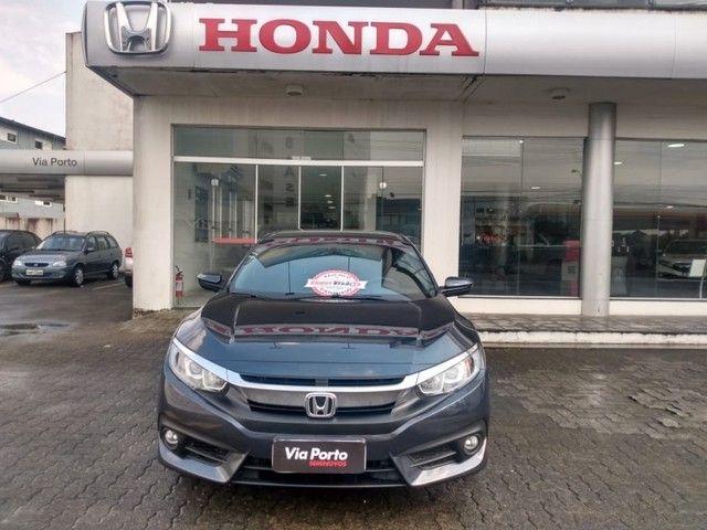 Honda Civic EX 2.0 FLEX AUT 4P - Foto 4