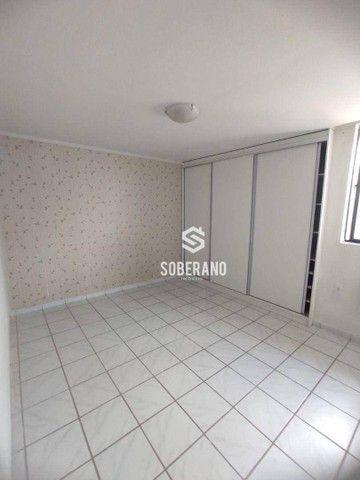 Apartamento com 3 dormitórios para alugar, 126 m² por R$ 3.000,00/mês - Manaíra - João Pes - Foto 8