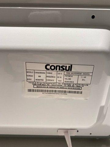 Microondas Consul 110v 20 litros - Foto 4
