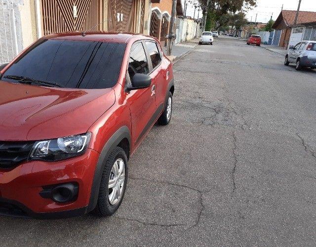 Renault Kwid Zen 1.0 - 2020 - Foto 4