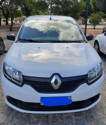 Renault logan 2019 1.0 authentique
