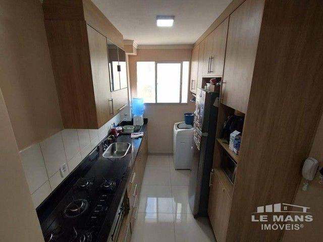 Apartamento à venda -Ed.Piazza Bellini - Piracicamirim - Piracicaba/SP - Foto 7